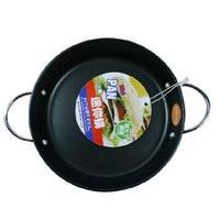 2017 Vendita limitata nel Tempo Eco-Friendly Padella Pancake Pan Kitchen Accessories Binaurale antiaderente Padella Famiglia Pratico 20 cm
