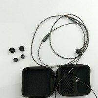 DIY IE800 IE80 HiFi In Ear Ceramic Earphone Earbud Headphone Headphones Earphones In Ear Headphones Mp3