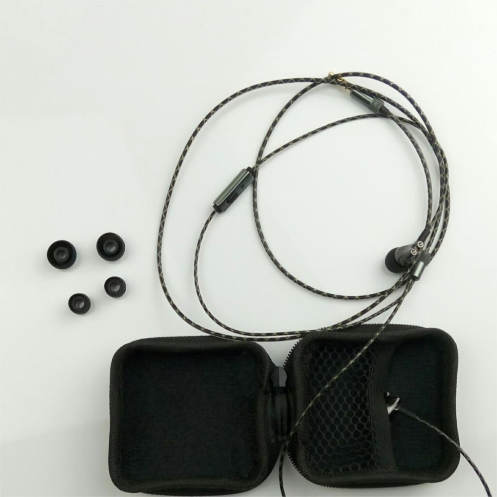 DIY IE800 IE80 HiFi in-ear ceramic earphone earbud headphone headphones earphones in ear headphones mp3 earphone with Mic