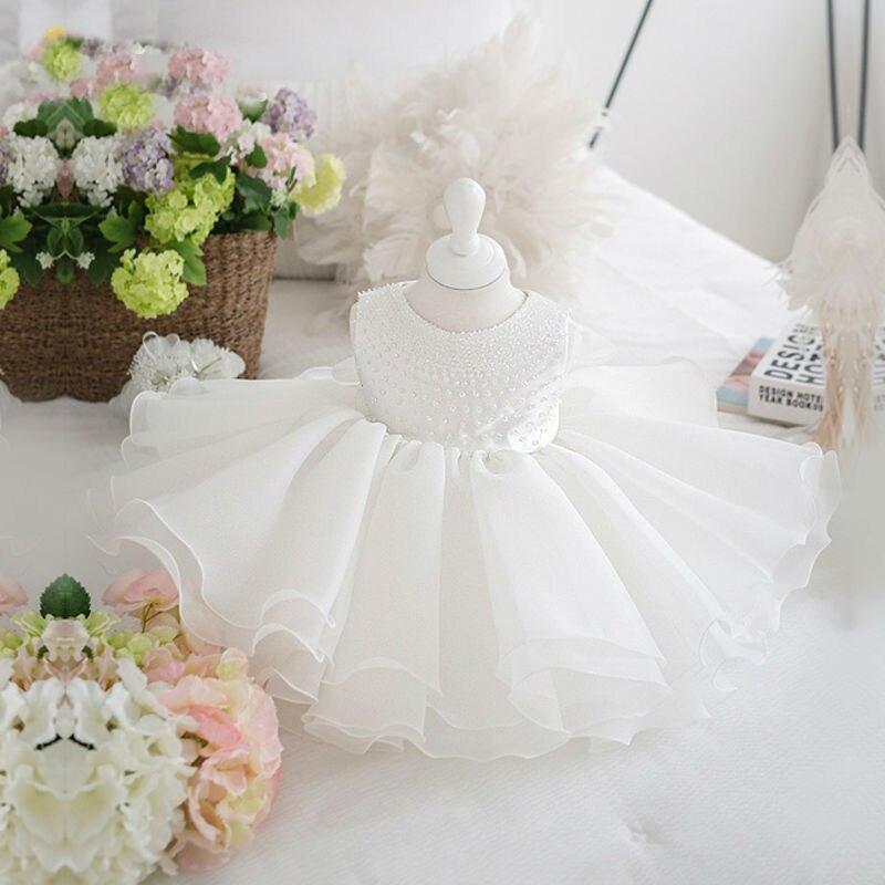 ФОТО girl dresses baby girls wedding dress  princess costume pearls kids party lace sfesta infantil vestidos verano  evening dress