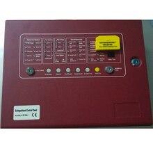 4 зоны газовый пожарный контроллер автоматический контроль огнетушителя панель управления обычные пожаротушения панель подавления CM1004
