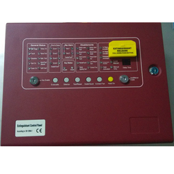 4 ZONE Gas fire controller AUTOMATIC EXTINGUISHER CONTROL PANEL Conventional Fire Fighting Panel Suppression panel CM1004