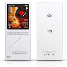 New Hot Sale ONN X5 Full Metal 8GB Lossless HiFi MP3 Music Player with HD OLED Screen Support APE/FLAC/ALAC/WAV/WMA/OGG/MP3