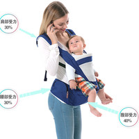 New Design Hipseat Kangaroo Baby Waist Stool Walkers Baby Sling Hold Waist Belt Backpack Kids Infant Hip Seat