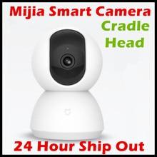 Оригинальный Xiaomi mijia Smart Камера 720 P ночного видения камера IP Камера видеокамера 360 Угол панорамного WI-FI Беспроводной Magic зум