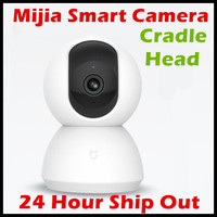 2017 Xiaomi Mijia Smart Camera Cradle Head Version 720P Night Vision Webcam IP Cam Camcorder 360