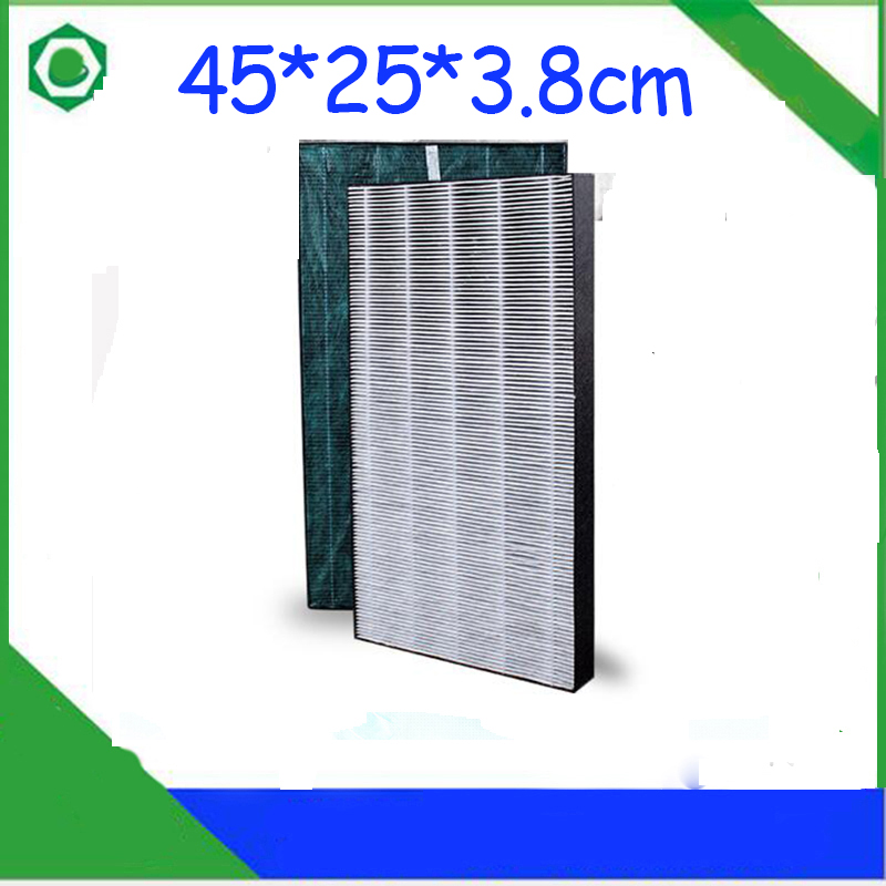 Heap Filter FZ-380HFS For Sharp KC-Z380SW KC-W380SW-W KC-WB6-W KC-BD60-S KC-CD60-N KC-CD60-W KC-BB60-W KI-BB6-W Air Purifier air humidifier filter power factor saver air purifier water filter fz ce50sk for sharp kc ce60 n kc ce50 n w ozone generator