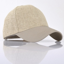 Papyrus Knitted Baseball Cap Men's Straw Hats Casquette Visor Snapback Caps Solid Breathable Outdoor  Camping Hat for Women