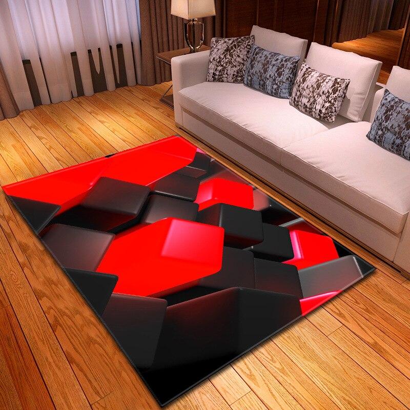 SKTEZO le nouveau tapis 3D pour tapis de salon et tapis pour la maison salon tapis chambre tapis grand - 5