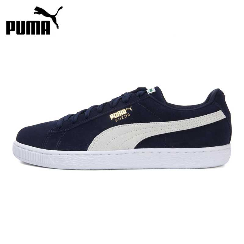 Original New Arrival PUMA Suede Classic Unisex Skateboarding Shoes Sneakers