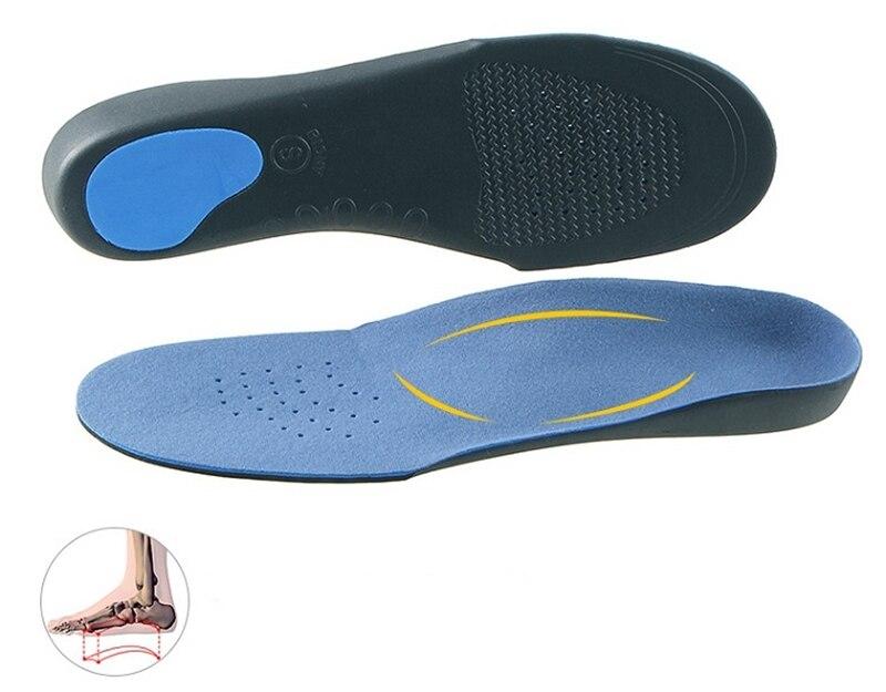 MOISO Semelle Orthop/édique de Sport Respirant Confortable en EVA Support Semelle pour Pieds Semelles Plat Pieds Arch pour Hommes et Femmes