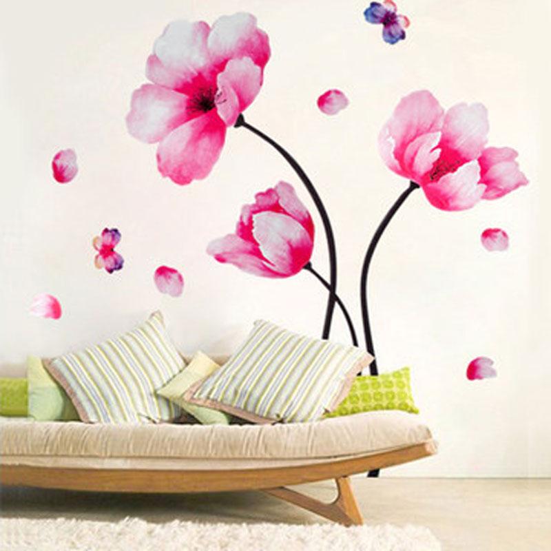100 Gambar Bunga Di Tembok Gratis Gambar Id
