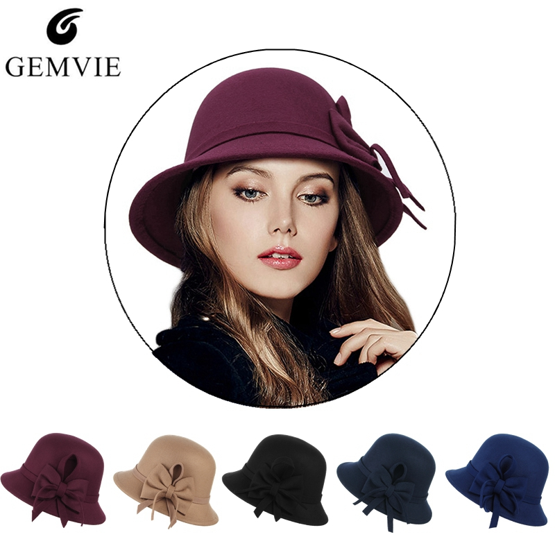 e73f650e5d4 Buy felt bucket hat and get free shipping on AliExpress.com