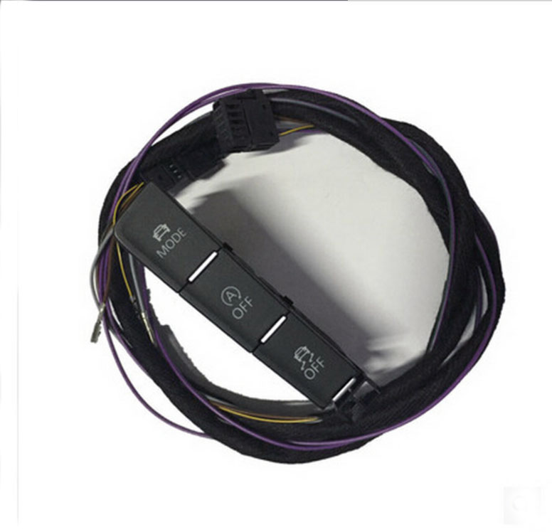 For Golf MK7 VII 7 ESP Driving Mode on/Switch Wire Harness 5G1 ... Cartoon Wire Harnesssing on
