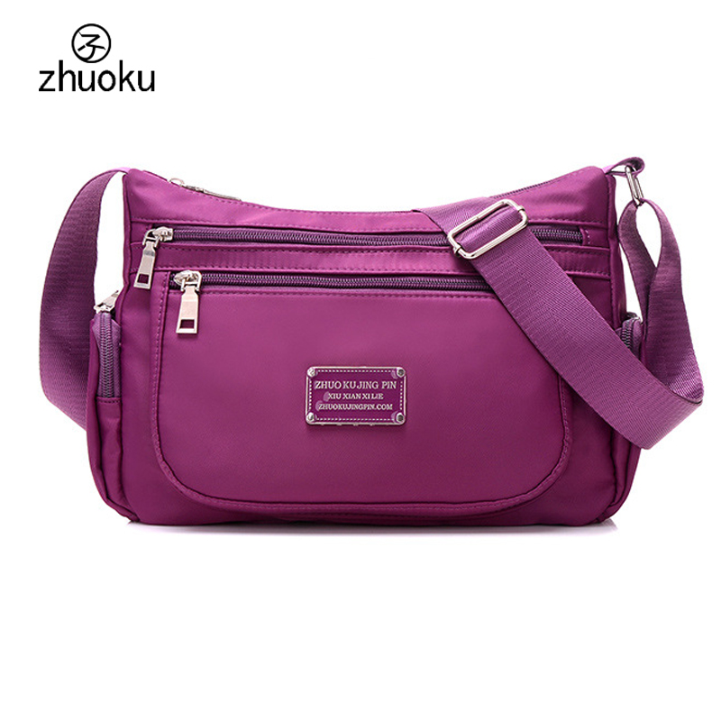 Women Crossbody Bag Ladies Handbags Cool Shoulder Messenger Bag For Women 2018 New products Promotions bolsos mujer ZK007