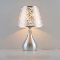 Contemporary Table Lamps Led Modern Simple Bedring Lighting Lights 110 220v Metal Iron Desk Lamp Led Luminarias