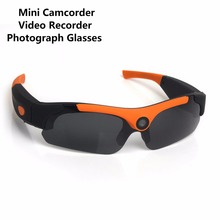937ad6693eb SM16 1080P Video Recording Sunglasses 120 Degree Angle Photograph Glasses  Sports Driving Camera Eyewear Recorder Support