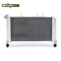 Aluminium Alloy Core Motorcycle Engine Radiator Cooler Water Cooling For YAMAHA MT 09 MT 09 FZ