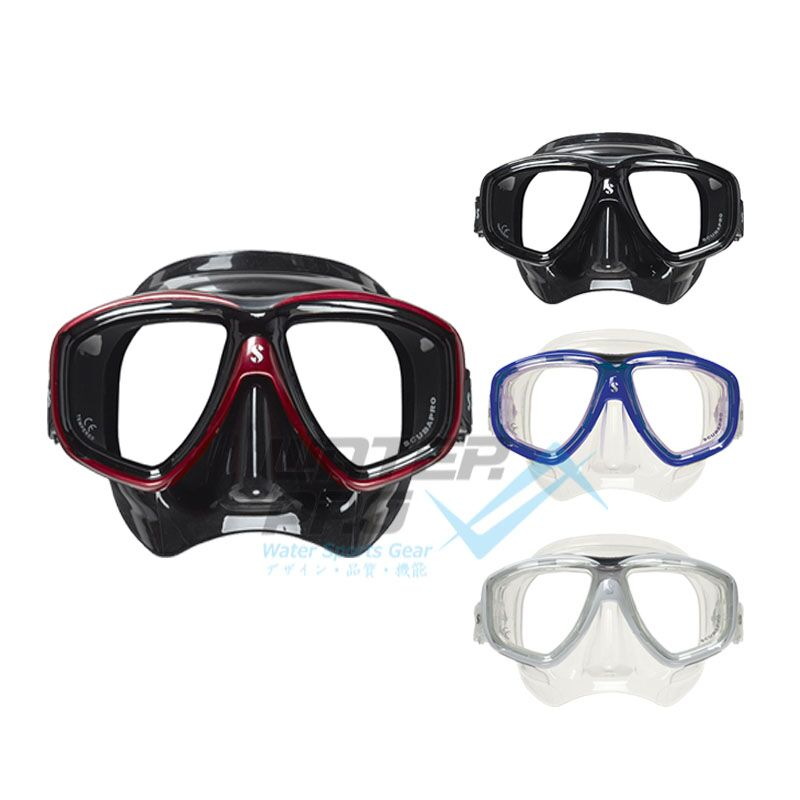 ScubaPro Flux Twin Mask have optical lenses обогреватель ewt noc eco 20 lcd