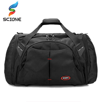 2017 Super Professional Large Sports Bag Gym Bag Men Women Independent Shoes Storage Ball Sports Fitness