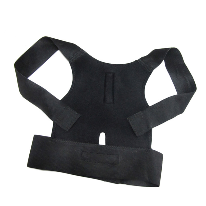 Adjustable Posture Corrector Brace Spine Support Belt Spine Support Belt Posture Correction Belt Health Care Massage Tools 30 unisex adjustable posture corrector corst back men brace shoulder belt lumbar support straight correction for health care