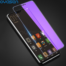 Explosion-proof Tempered Glass For Huawei Honor 8X 9H 0.26MM Anti Blue Light Screen Protector Cover Film For Huawei Honor 8X tempered glass 9h explosion proof front screen protector for huawei honor v9 pla