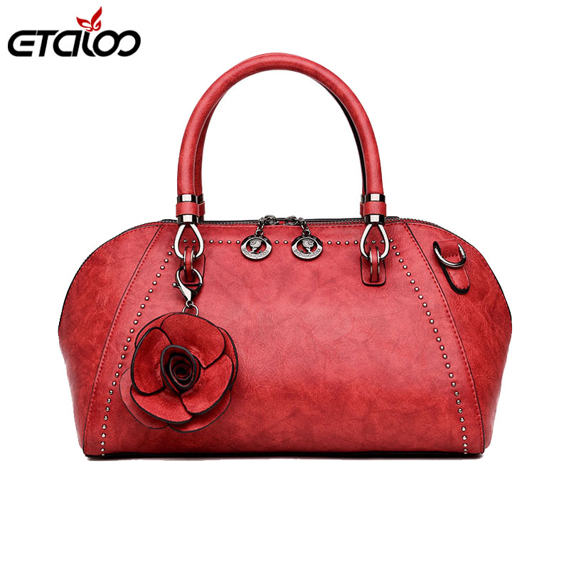Lady Handbag Women Designer Luxury Handbags Leather Bags Women New Female Bag PU Single Shoulder Bag