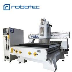 Oryginalne meble przemysłu wielu głowice Atc Cnc maszyna z 8 bitów automatyczny zmieniacz narzędzi Cnc Router 1325 drewna frezowanie Cnc maszyna