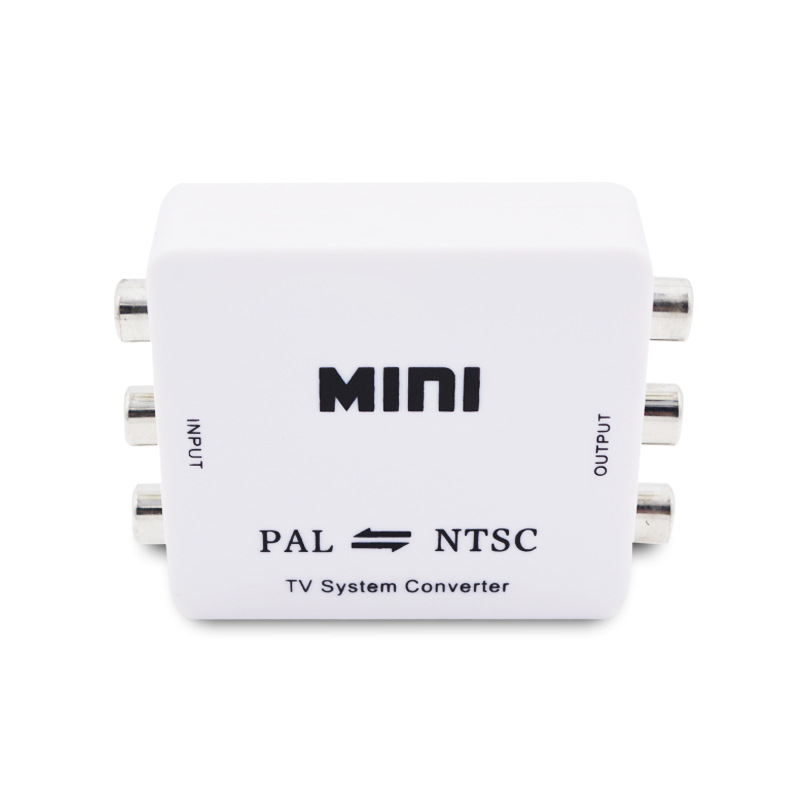 Mini Hd Pal Ntsc Mutual Conversion Tv System Converter