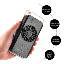 Vapeonly Mobile Phone Cooling Charger For Nokia Microsoft Lumia Holder Charge with Fan for Samsung iPhone 6/7 X 8