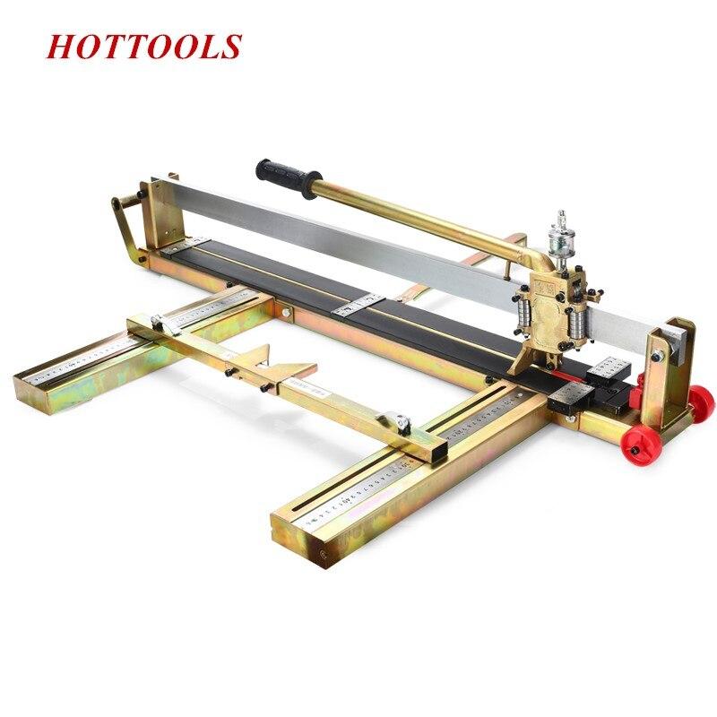 マニュアルセラミックタイル切断機 80 センチメートル 100 センチメートル 120 センチメートル高精度セラミックタイルカッターナイフすべて鋼赤外線ローラー  グループ上の ツール からの 工具部品 の中 1