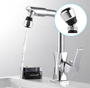 360 Rotate Swivel Faucet Nozzle Filter Adapter Water Saving Tap Aerator Diffuser High Quality Kitchen accessories