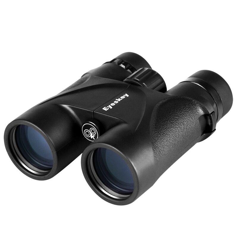 Eyeskey 8x42 Binoculars Waterproof Fully Multi-coated Bak-4 Optics glass Professional Binoculars for Hunting Hiking сотовые телефоны