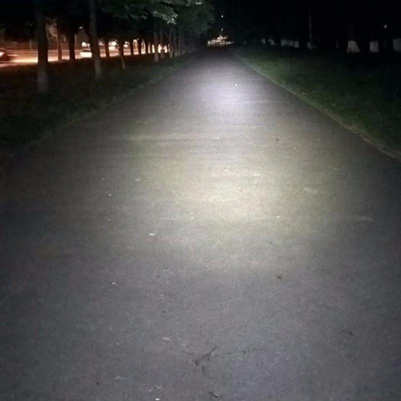 LED Motorcycle Headlight 4led (4)