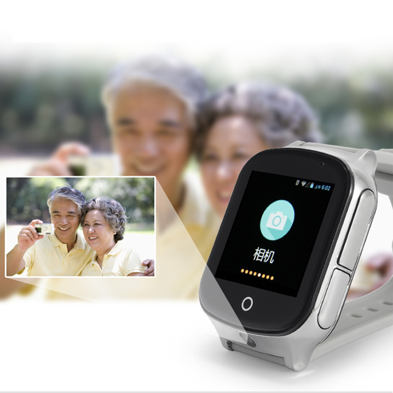 3G wcdma Smart GPS Tracker Watch Elderly Kids Wristwatch WIFI Locator With Camera Voice Message SOS Free APP IOS Android Phone 10pcs v42 3g wcdma gps personal tracker gps lbs wifi real time tracking sos communicator pendant mini gps tracker with camera