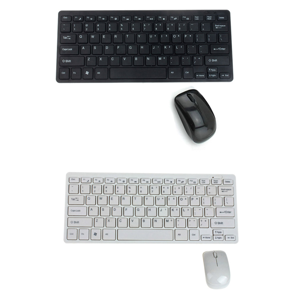 b470f35e465 Ultra Thin Wireless MINI Keyboard & Mouse Box Set for Selected for Samsung  Smart TV-in Keyboards from Computer & Office on Aliexpress.com   Alibaba  Group