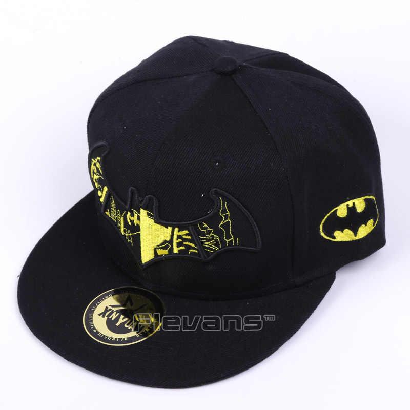 Detalle Comentarios Preguntas sobre Gorras de béisbol de lona para adultos  Batman Unisex bordado ajustable Snapback sombrero Hip Hop moda gorra en ... 1682a0e30e7