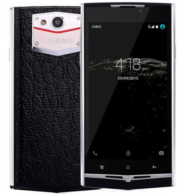 New Original UHANS U100 4G FDD-LTE Smartphone 4.7Inch 2GB 16GB 64bit MTK6735 Android 5.1 Quad Core 13MP Miracast Business Phone