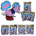 New Novelty Stink Bomb Prank Toys 10pcs Smelly Fart Bomb Bag Squeeze Smelly Bag Christmas Funny Practical Jokes Toy For Children