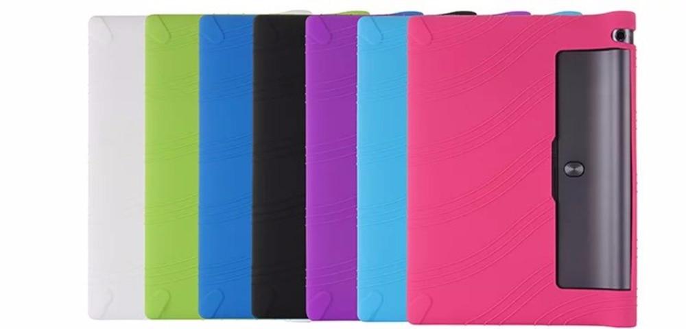 <+>  Sweety Мягкая задняя крышка Lenovo Yoga Tab 3 10 X50 X50L X50M X50F YT3-X50F YT3-X50M Силиконовый че ①