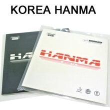 Профессиональный корейский Hanma увеличенный/повернутый лучший контроль/быстрая скорость Настольный теннис Резина/пинг понг резина