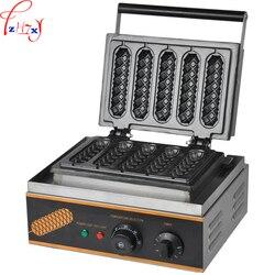 110V/220V 1500w FY-117 Hot Dog Waffle machine commercial lolly hotdog sausage specs  Hotdog Waffle Maker Use Electric 1PC