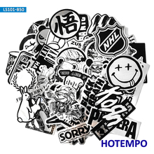50pcs Caricature Spoof Imitation Metal Etching Graffiti Stickers for Mobile Phone Laptop Luggage Skateboard Bike Car Stickers caricature