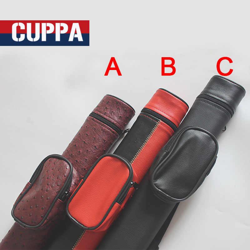 CUPPA Hard Pool Cue funda 1 trasero 1 eje 81 CM longitud 3 colores China