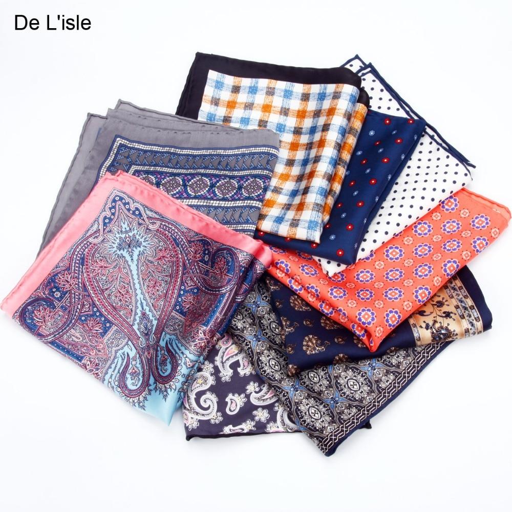 2020 Spring High Quality 100% Natural Silk Hand Roll Pocket Handkerchief Luxury Pocket Square