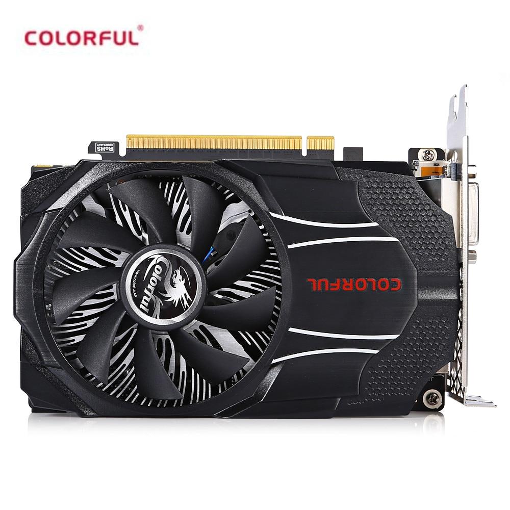 все цены на Colorful GTX1060 Mini OC 6G Gaming Graphics Card 8000MHz / 6GB / 192bit / GDDR5 Video Card 7680 x 4320 for Desktop Game Player онлайн