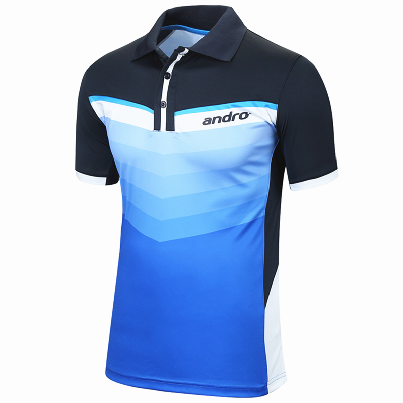 Jerseys Shirt Training-T-Shirts Table-Tennis Ping-Pong Andro Cloth Sportswear Top-Quality title=