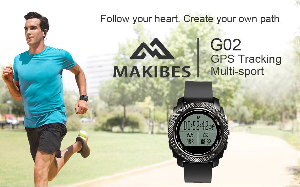 Makibes G02 Smart Sports Watch (1)