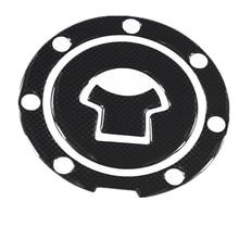 1 шт. углеродное волокно Танк Pad Tankpad протектор стикер для мотоцикла Универсальный