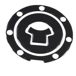 1 шт. углеродное волокно Танк Pad защита бака наклейка для мотоцикла Универсальный Бесплатная доставка